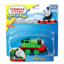 Thomas Take N Play Percy Jugueteria El Pehuén