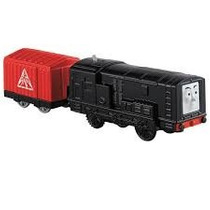 Thomas & Friends Diesel Locomotora Motorizada Trackmaster