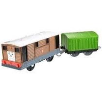 Thomas Y Sus Amigos & Friends Toby Trackmaster