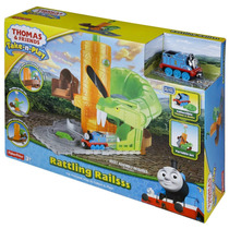 Thomas Take N Play Rattling Railsss Jugueteria El Pehuén