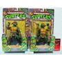 Tortugas Ninja Personajes Grandes Articulados Con Accesorios