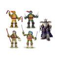 Tortugas Ninja Figura Con Movimiento 91160