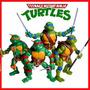 Muñecos Articulados De Las Tortugas Ninjas Originales 17 Cm