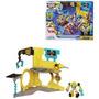 Transformers Bumblebee Incluido Rescue Bots Estacion Hasbro