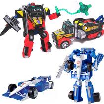 Robot Muñeco Transformers Avion Camion Auto Diosaurio