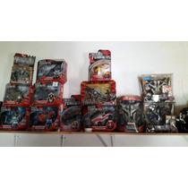 Lote De 13 Transformer Primeras Peliculas, Sin Abrir!!!