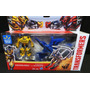 Transformers Set Walmart Exclusivo De Bumblebee Y Strafe!