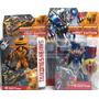 Transformers Bumblebee U Optimus Prime 20cm Tipo Hasbro Exc