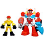 Transformers Rescue Bots Heatwave Bombero Kade Burns Hasbro