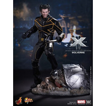 X-men The Last Stand Wolverine 1/6 - Hot Toys