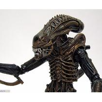 Figura Alien 22 Cm Xenomorph Warrior 30 Articulaciones Neca
