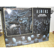 Alien Queen Deluxe Aliens Neca Original Impresionante Figura