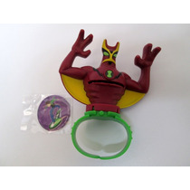 Ben 10 Alien Force Jet Ray Mc Donalds 2009 Boedo Capital