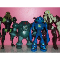 Ben 10 Coleccion Cartoon Network Juguete Muñeco Figura