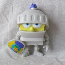 Muñeco Bob Esponja - Coleccion Burger King - Caballero - 200