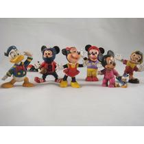 Disney - 5 Cm De Altura - Goma 1985 - Precio X Unidad