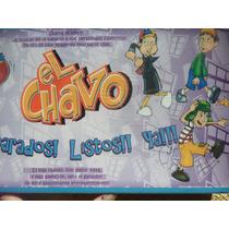 El Chavo Juego De Mesa Preparados Listos Ya!!! Delicias3