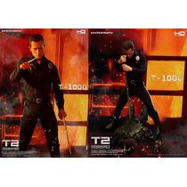 Enterbay Terminator T-1000 - 1/4 Hot Toys Nuevo Entrego Ya!