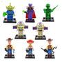 Toy Story - Coleccion X 8 - S/ Lego +cartas. V. Crespo