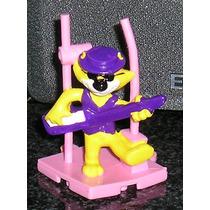 Muñeco Hanna Barbera Musico Don Gato 1998 Coleccion Musicos