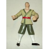 * Shang De La Pelicula Mulan - Mc Donalds - Alto 12