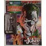 Dc Superhero Eaglemoss The Joker Guason #4 Figura Plomo Esp