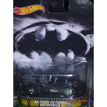 Batimovil Batman Returns Hot Wheels Retro