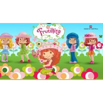 Frutillita Dulces Besos 4 (mc. Donalds 2009)