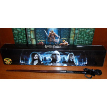 Varita Magic Wand Harry Potter Mortifagos Death Eeather 2