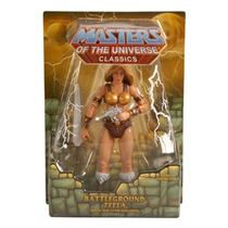 Battleground Teela Classics Excelente ! Motu Heman Skeletor