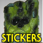 Heman Stickers Calcos Grayskull Masters Of The Universe