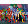 Masters Of The Universe Filmation Evil Warriors Poster
