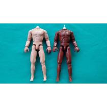 Cuerpos Figuras Custom 12 Pulgadas 30 Cm Lote 2