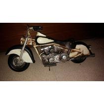 Moto Choper Para Figuras Escala 1/6 O 12 Pulgadas
