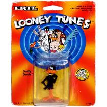 Pato Lucas Looney Tunes Figura De Metal Ertl 1989 Retro Toy