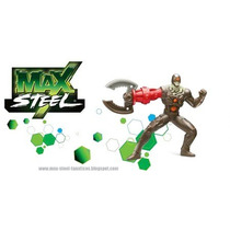Max Steel Makino Garra De Ataque (mc. Donalds 2012)