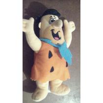 Muñeco De Pedro Picapiedras Hanna Barbera