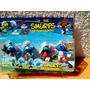 The Smurfs Los Pitufos Blister Con 4 Piezas Perfecto Estado