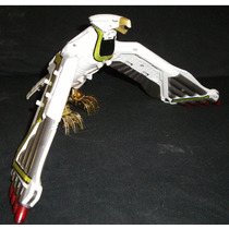 White Ranger Deluxe Falconzord - Ban Dai (1995) - Custom Toy