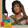 John J. Rambo First Blood Stallone Nuevo En Bliste Neca