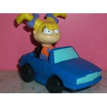 Rugrats Coleccion Burger Muñeco Juguete Figura Personaje