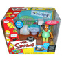 The Simpons Playmates Playset Bowl-a- Rama With Apu.-