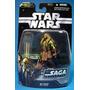 Star Wars Saga 2 Figura De Kit Fisto Torso Desnudo Unico!!!