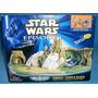 Star Wars Micro Machines Episodio 1 Set Naboo Temple Ruins!!