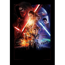 Poster Star Wars Super A3 300 Sw 137