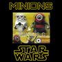 Minions Star Wars X 2 Eleji El Combo Darth Vader Tropper
