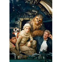 Poster Star Wars Super A3 300 Sw 143
