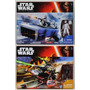 Star Wars Nave Vehiculo Con Figura Zap B3672