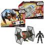 Star Wars Vehiculo Con Figura Hero Mashers Xml B3701