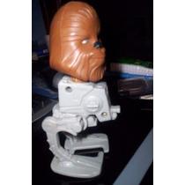 Cabezon Star Wars Chewbacca C/ Nave, Coleccion Mc Donald´s
